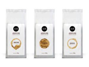 Matte White Labels